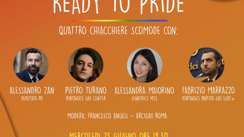 Ready To Pride // Quattro Chiacchiere Scomode