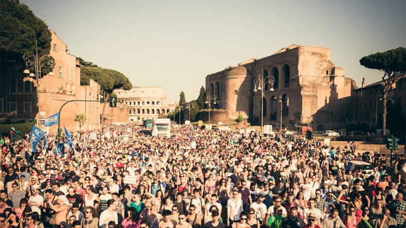 Roma Pride: tutte le informazioni